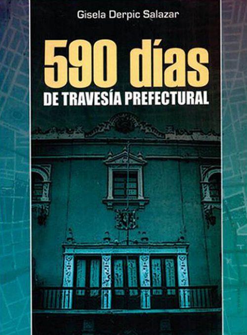 590 días de travesía prefectural 2012